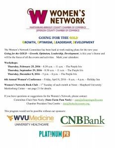 January 2016 Women's Network 1