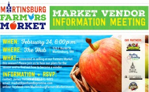 Farmers Market Information Meeting